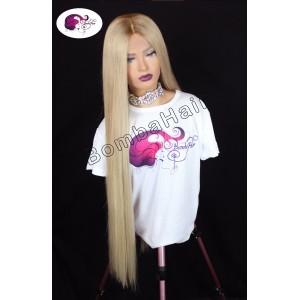 Wig - ashblonde - 85 cm...