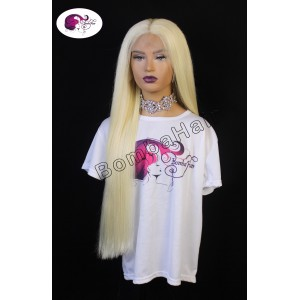 Wig - blonde - 65cm