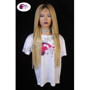 Wig - Balayage - Honey Blonde