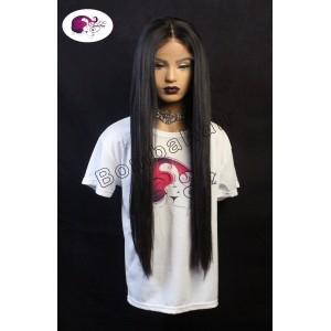 Wig - Closure Wig - 60cm -...