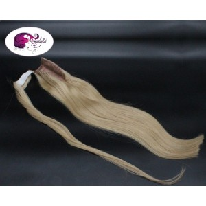 Ponytail 120gr - light ash...