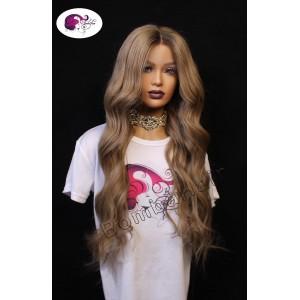 Wig - Dark Ash Blonde - Wavy