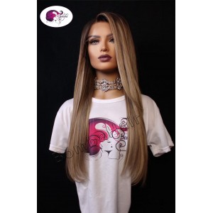 Wig - Balayage Ash Blonde