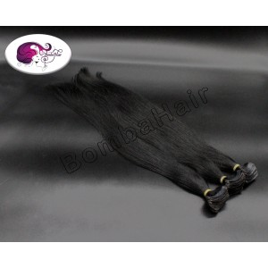 10 Tape-In Extensions - black