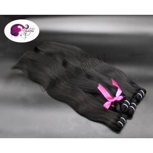 tiefschwarz - Farbe: 1 - Haartressen