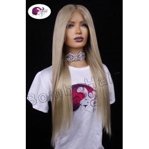Wig - light ash blonde