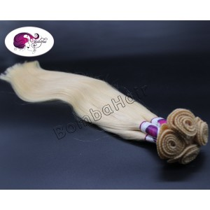 Hand Tied Wefts - blond...