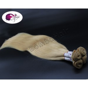 Hand Tied Wefts...
