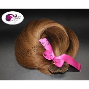 bright brown color: 4Q -...